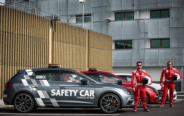 Find your safety car