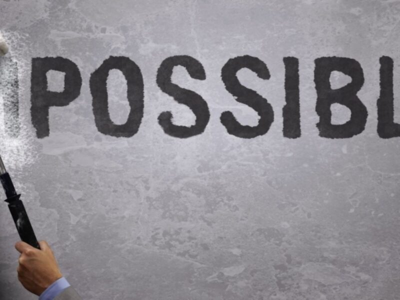Here's how impossible is possible with you