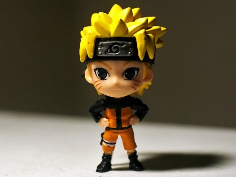 Naruto: Believe it formula that you need